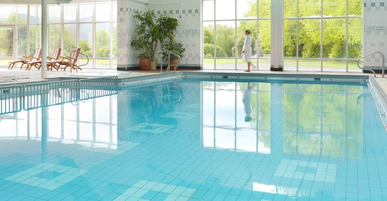 Swimming Pool Seniors Card