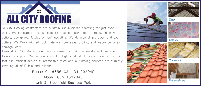 All City Roofing Online Listing